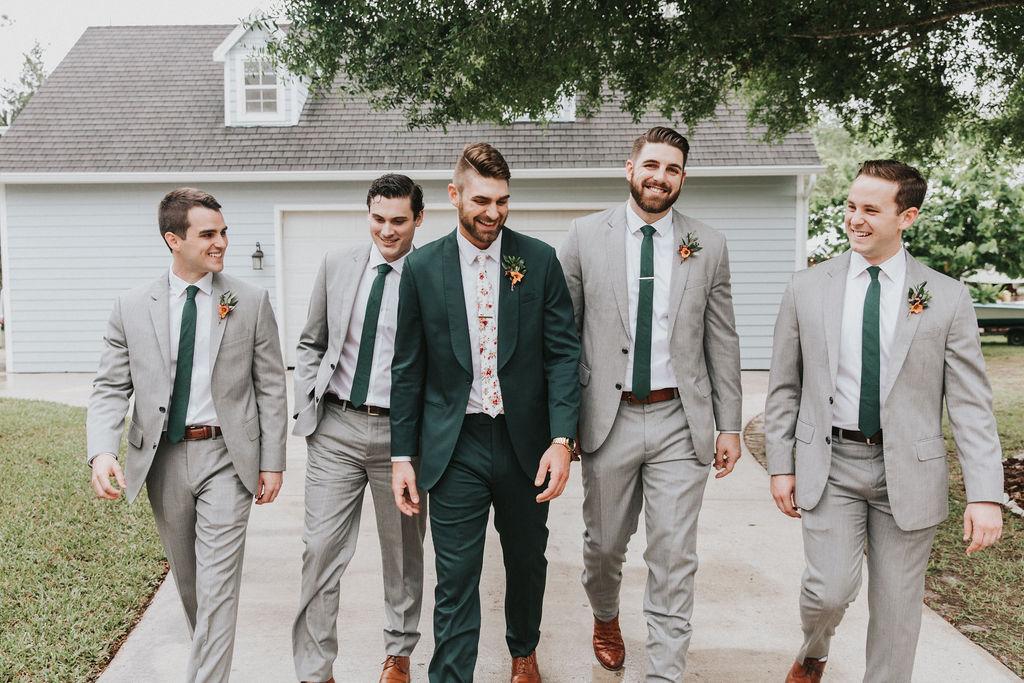 Semi-Formal Wedding Attire Guide  The Black Tux Blog